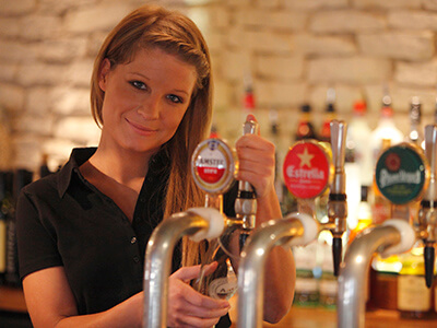 Bar jobs at The Flying Horse